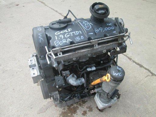 Motor VW Bora 1.9 tdi cod ARL