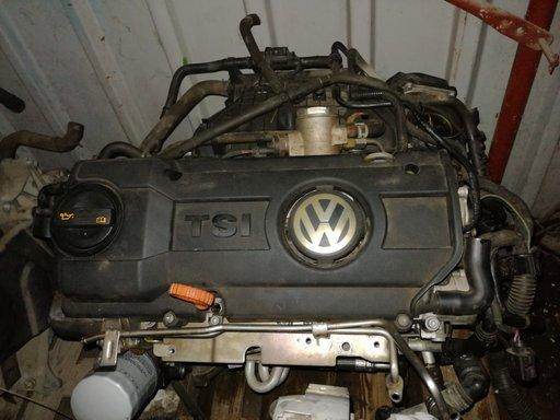 Motor vw golf 6 passat b6 b7 skoda seat jetta 1.4 tsi cod CAX