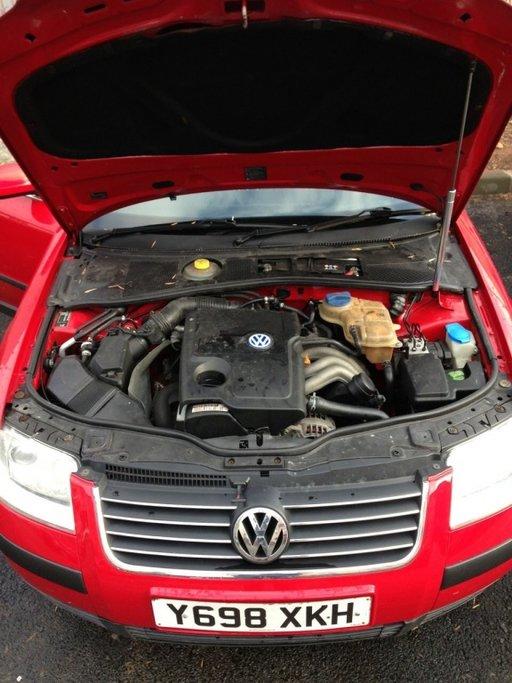 Motor VW passat 1.6