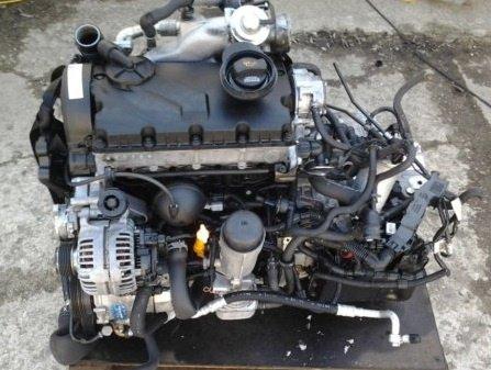 Motor Vw Sharan, Ford Galaxy, Seat Alhambra 1.9 tdi 85 KW 115 CP cod motor AUY
