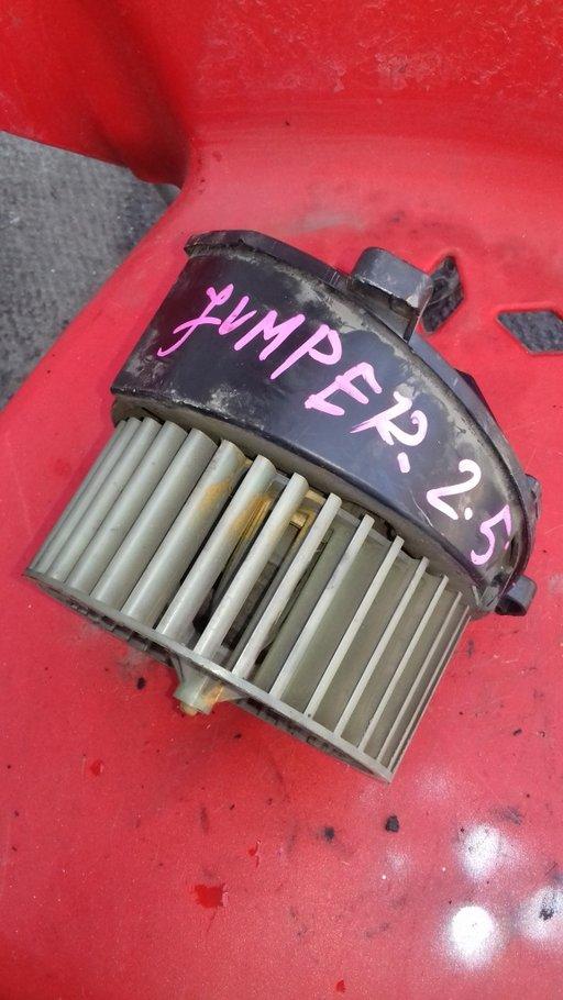 Motoras aeroterma citroen jumper 2.5 1998,piese originale din dezmembrari.