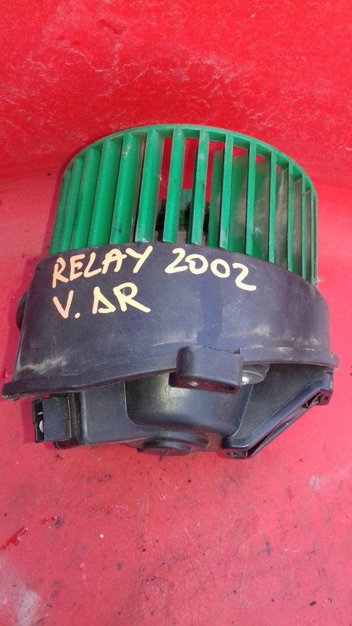 Motoras aeroterma citroen relay 2.0 2002,piese originale din dezmembrari.