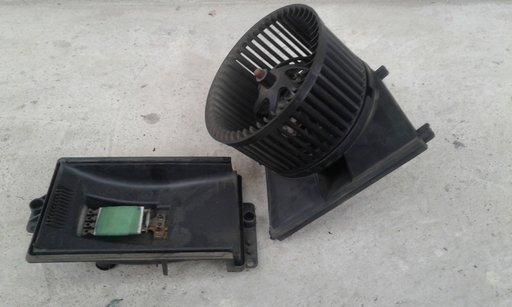 Motoras aeroterma, ventilator VW Bora