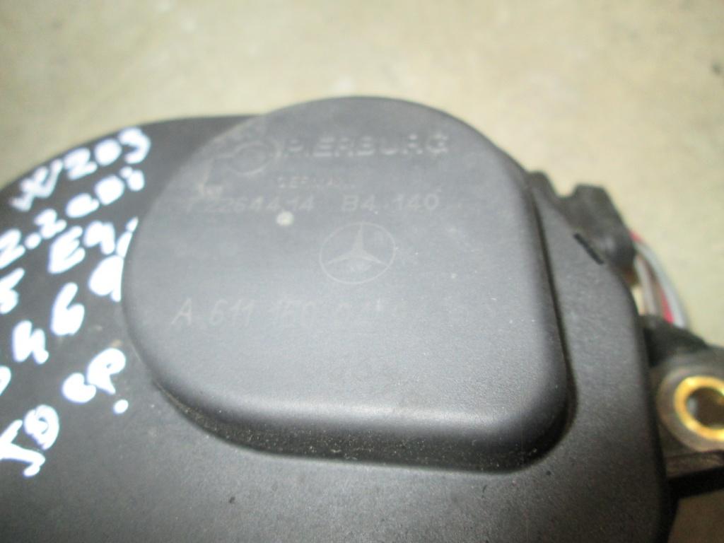 Motoras clapete galerie admisie A6111500494 Mercedes C-Class W203 2.2 CDI 150cp facelift 2004 2005 2006