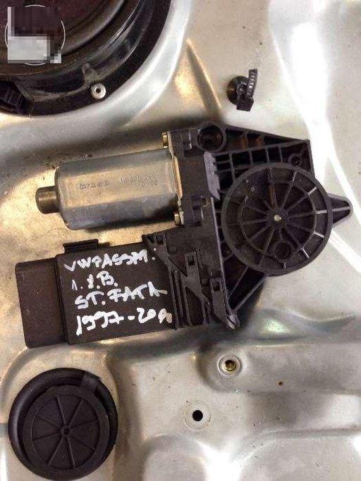 Motoras electric macara Vw Passat B5 1.8 + GPL ,albastru,