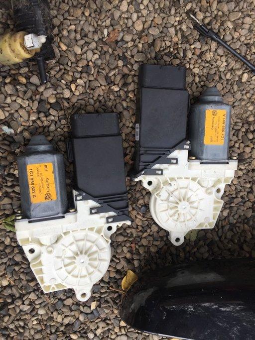 Motoras geam electric Golf 4 1C1959802A 1C1959801A