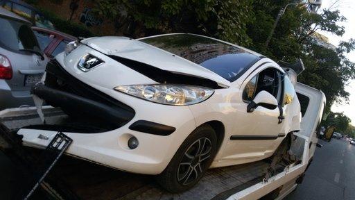 Motoras macara stanga Peugeot 207 coupe