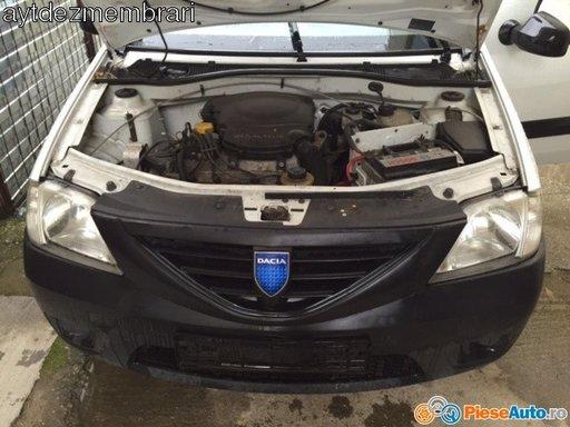 Motoras pas cu pas Dacia Logan PICK UP 1.6 benzina an 2008 EURO 4 tip motor K7M-F7 64 kw