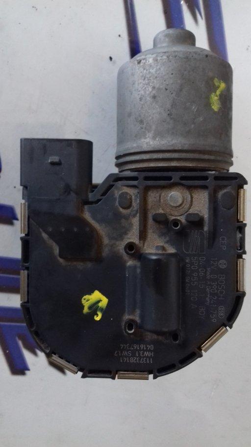 Motoras stergatoare dreapta Seat Altea, cod: 5P0955120A ; 0390241759