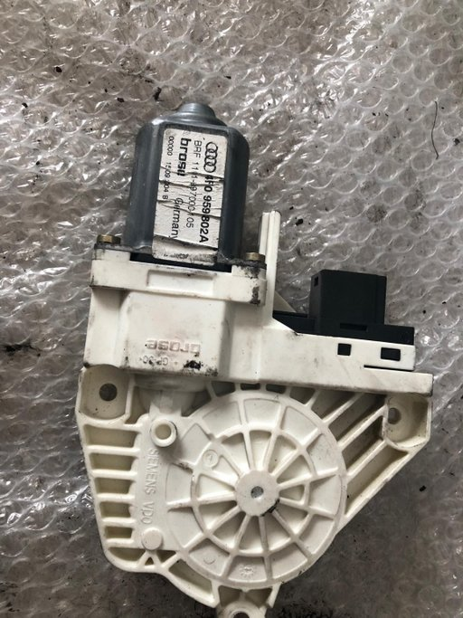 Motoras stergatoare dreapta spate audi a6 4f 4f095