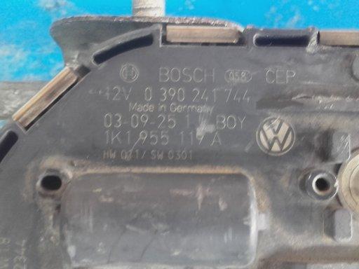 Motoras stergatoare fata VW Golf 5