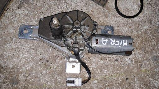 Motoras stergator haion Nissan Micra K11,an 1998