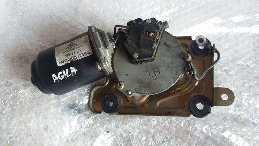 Motoras stergator haion opel agila 1.0b