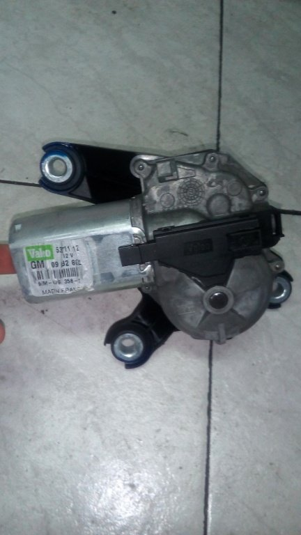 Motoras stergator haion Opel Corsa C cod GM09132802