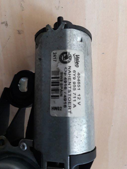 Motoras stergator haion Skoda Fabia 1 combi cod: 6Y9955711A