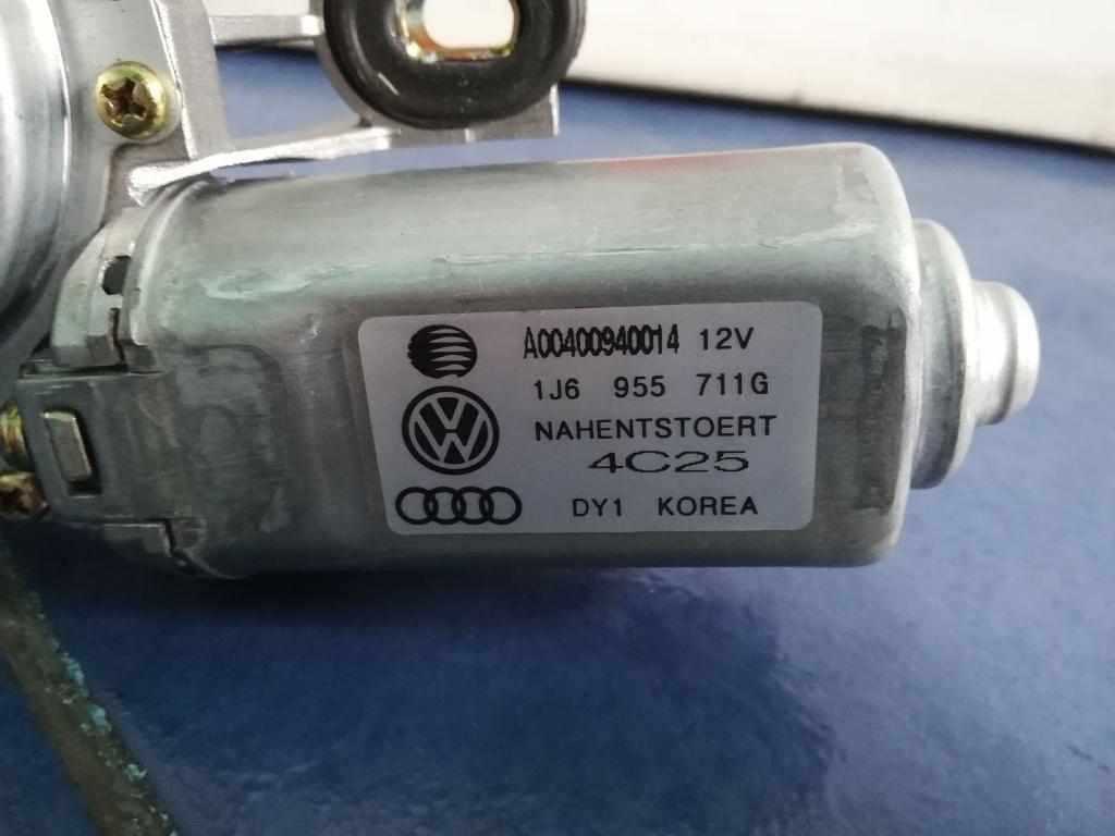 Motoras stergator haion VW Passat B5.5, Break, 2001-2005