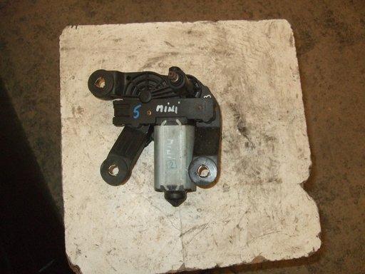 Motoras stergator luneta haion Mini Cooper, an 2001-2005
