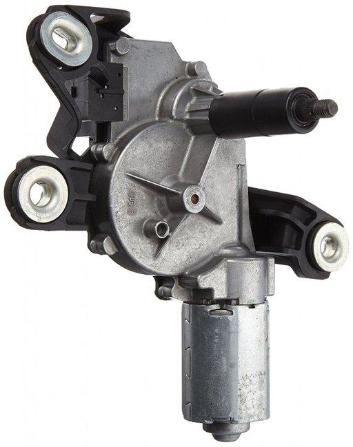 Motoras stergator luneta Seat Alhambra (7n) 06.2010-, Vw Golf 6 (5k) 10.2008- 2013 Golf 6 Plus 01.2009-2013 Polo (6r) 08.2009-2017 Sharan (7n) 04.2010- Touran (1t3) 07.2010-08.2015 , partea Spate , 5K6955711A 5K6955711B