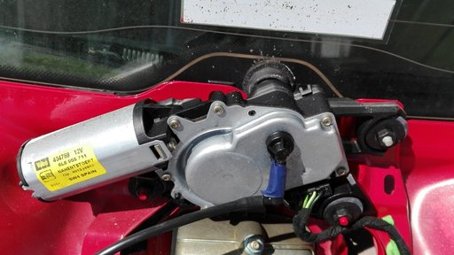 Motoras stergator luneta Seat Ibiza 2002-2008