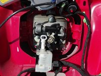 Motoras stergator luneta Seat Ibiza an 2002-2008, cod 6L6955711