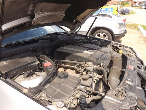Motoras stergator Mercedes C-CLASS Coupe Sport CL203 2003 Coupe 1.8
