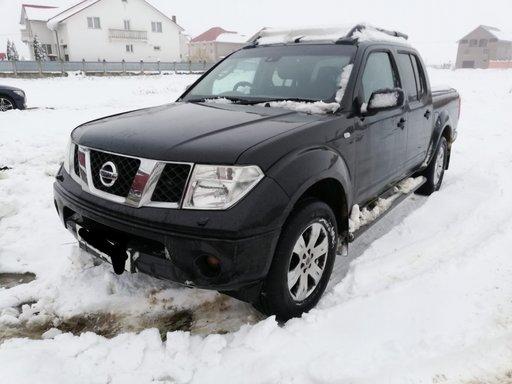 Motoras stergator Nissan NAVARA 2006 Pick-up 2.5DCI