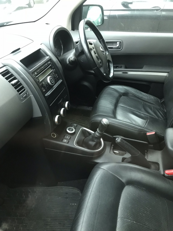 Motoras stergator Nissan X-Trail 2007 Suv 2.0 dci