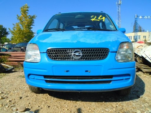 Motoras stergator Opel Agila 2001 HATCHBACK 1.2