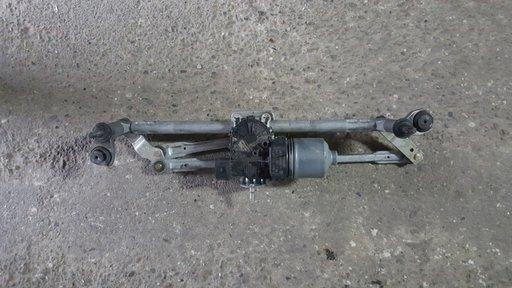 Motoras stergator parbriz cu articulatii Vw Polo 2009 2010 2011