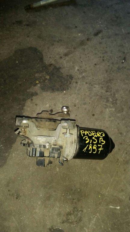 Motoras stergator parbriz mitsubishi pajero 3.5 be