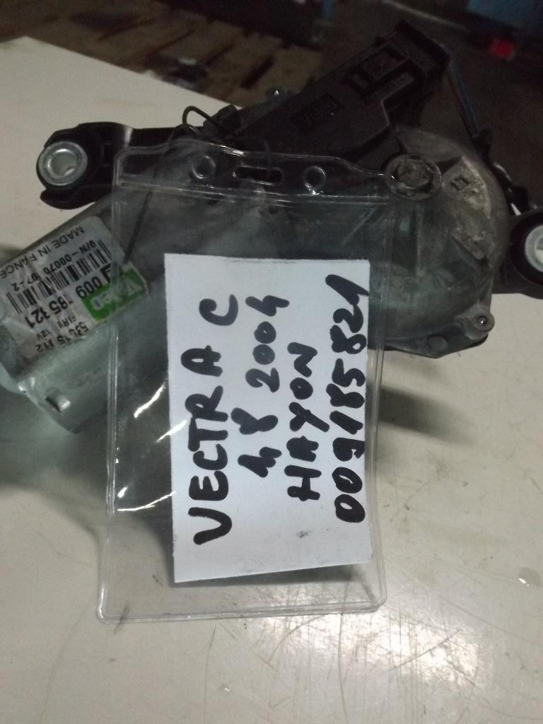 MOTORAS STERGATOR SPATE 009185821 OPEL VECTRA C 2004
