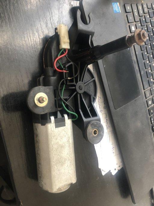 Motoras stergator spate Fiat Punto 66350000 TGL 350 Denso 12V