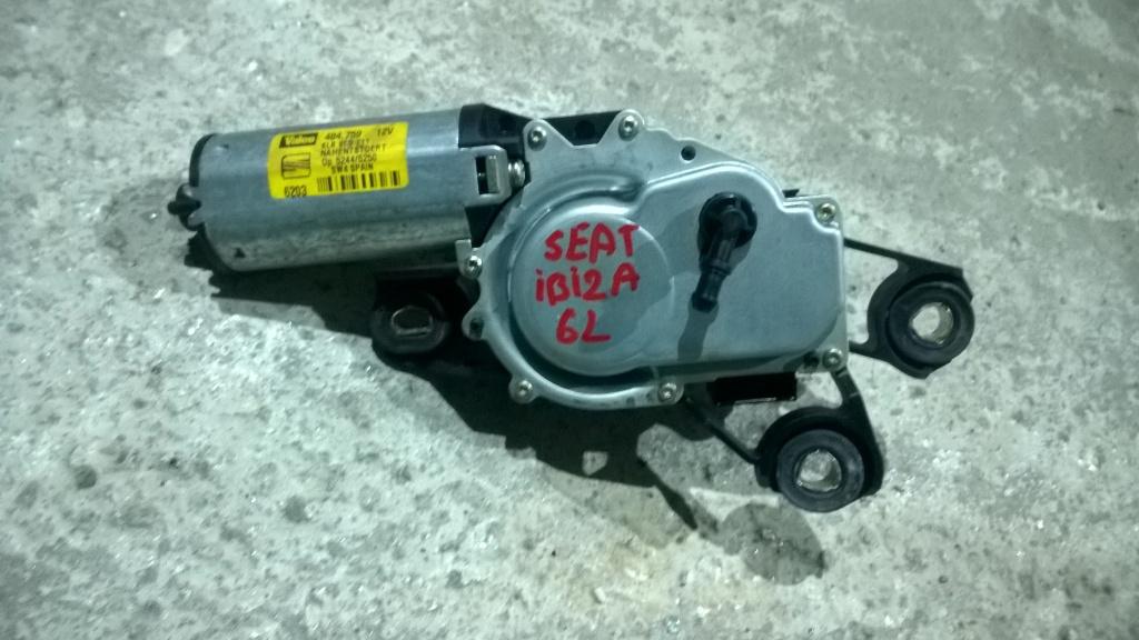 Motoras stergator spate Seat Ibiza 6L Coupe din 2003 2004 2005 2006 2007