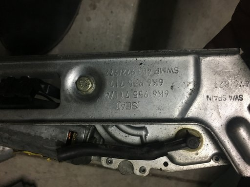 Motoras stergator spate seat ibiza an 1993-1999 co