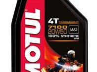 Motul 7100 4t 20w50 full synthetic 1l