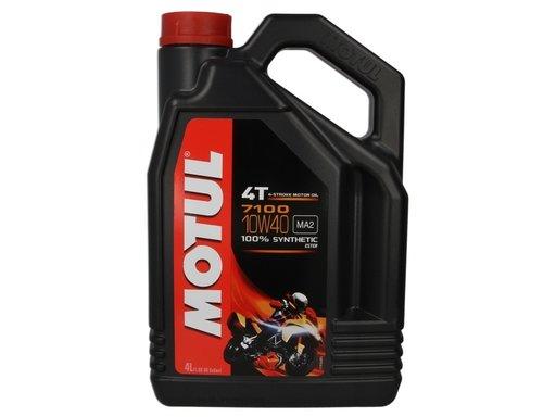 Motul ulei moto 4 timpi 10w40 4l