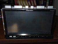 "Multimedia player pioneer 7"" avh p4300 dvd ford focus 2"