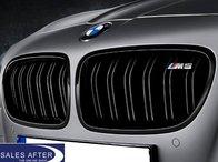 Nari Capota BMW Seria 5 F10 2010+ Duble Negru Lucios Produs NOU!!! Import Germania