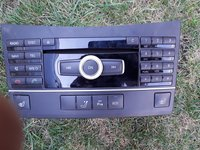 Navigație radio CD Mercedes E Class w212