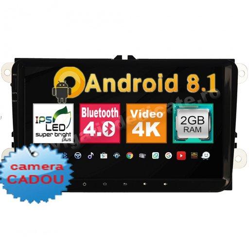 Navigatie Android Volkswagen Vw Passat B6 B7 CC Go