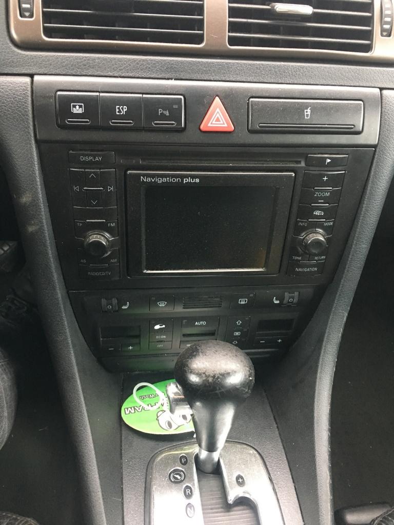 Navigatie audi a6 4b c5 an 1999-2004