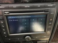 Navigatie Auto CD Player Radio Ford Mondeo Mk3 2001-2007