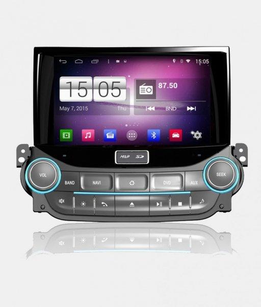 Navigatie Chevrolet Malibu 2012- cu Android, platforma S160