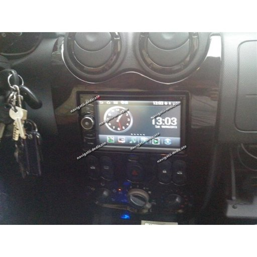 Navigatie Dedicata Android Dacia Logan NAVD-1802G