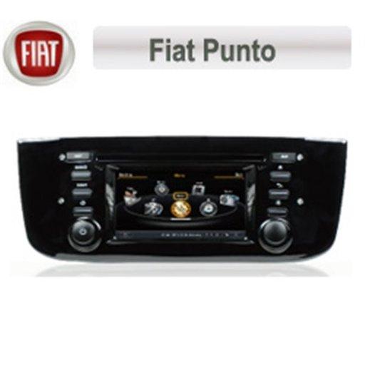 Navigatie Dedicata Fiat Punto NAVD-C264