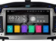 Navigatie Dedicata Hyundai IX35 Xtrons Android 7.1 Nougat HDMI Bluetooth WiFi 4G