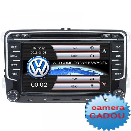 Navigatie Dedicata VW Multivan Dvd Gps Carkit Usb NAVD-723V V5