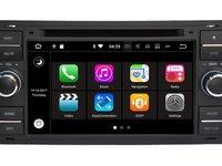 Navigatie Ford Focus / Fiesta / Kuga / C-Max cu Android 8.0, platforma S200