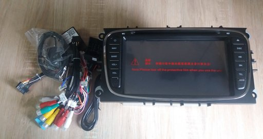Navigatie GPS, M5X6MM, Ford S-Max, fabr.(2007-2011