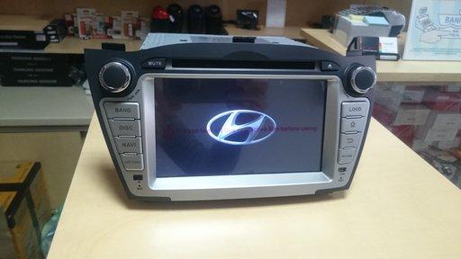Navigatie Hyundai ix35/ Tucson (2009-2013) cu Android 9.0